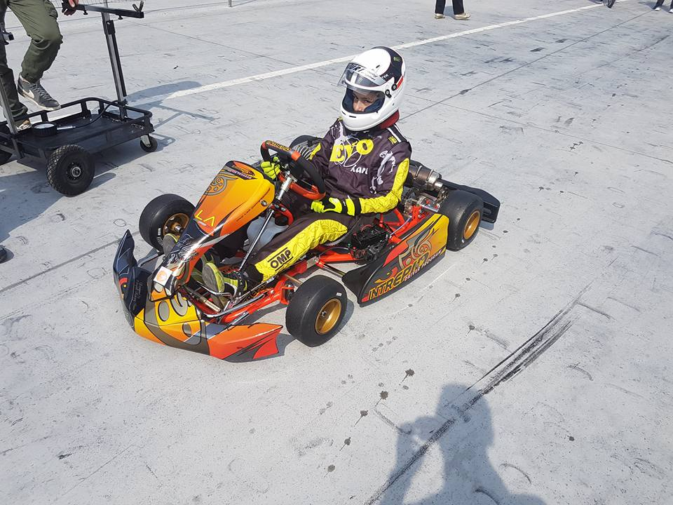 Ancora test a Lonato per L_A Motorsport