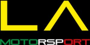 L_A Motorsport Kart Logo